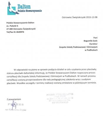 Polskie Stowarzyszenie Dalton