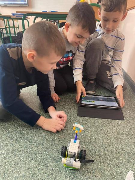 Projekt Uczniowskie Laboratorium Informatyczne