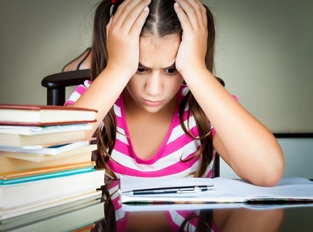 Jak pomóc dziecku poradzić sobie ze stresem?