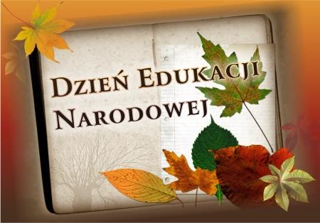 Dzień Edukacji Narodowej w naszej szkole...