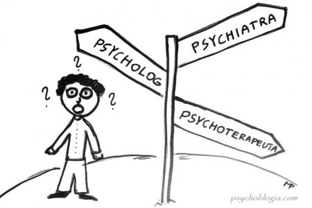 Psycholog, psychoterapeuta, psychiatra... kto to taki?