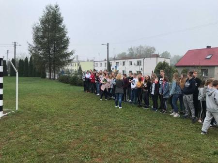 Ćwiczenia przeciwpożarowe w naszej szkole.