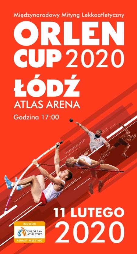 Lekkoatletyczna przygoda z Orlen CUP Łódź 2020