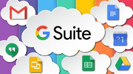 G Suite w Szkole Podstawowej w Pudliszkach